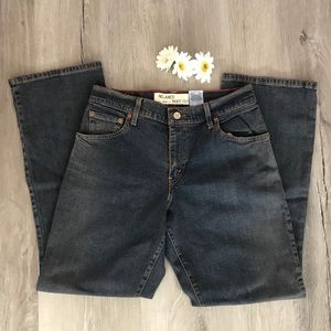 Levi's 550 Bootcut Jeans ✨used
